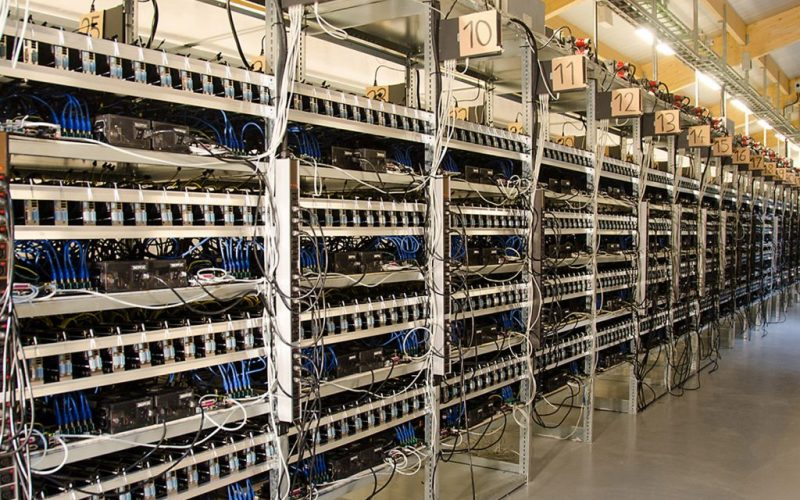 Cryptocurrency Mining Farm 800x500 - ETH Mining: A Guide For Beginners