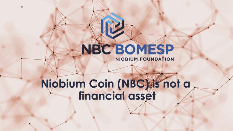 Niobium 7 800x450 - Brazilian SEC confirms: digital currency Niobium Coin (NBC) is not a financial asset