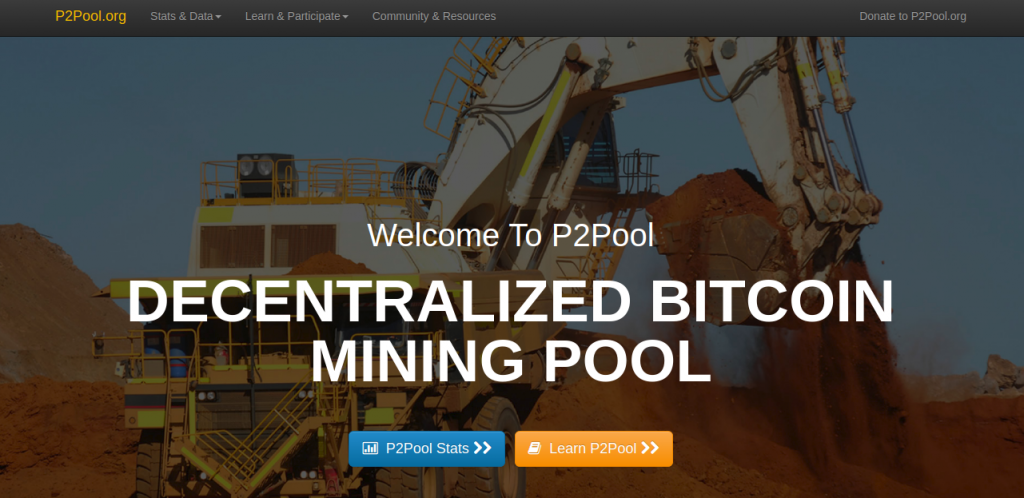 P2pool 1024x498 - Best Mining Alternatives To MinerGate