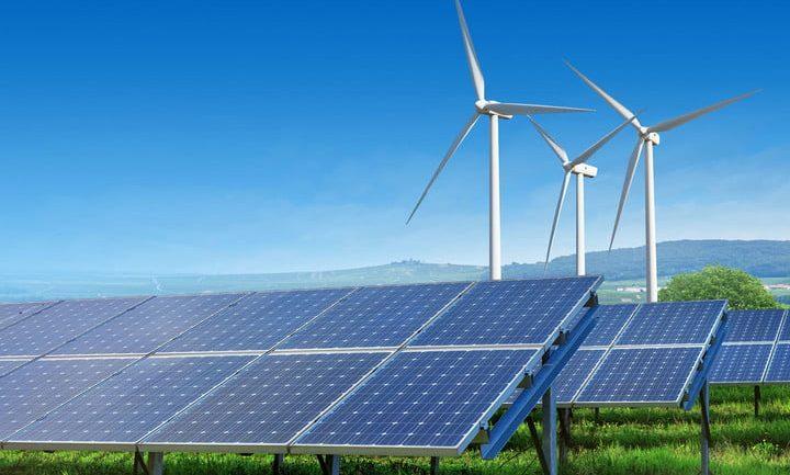 blockchain energy with solar panels