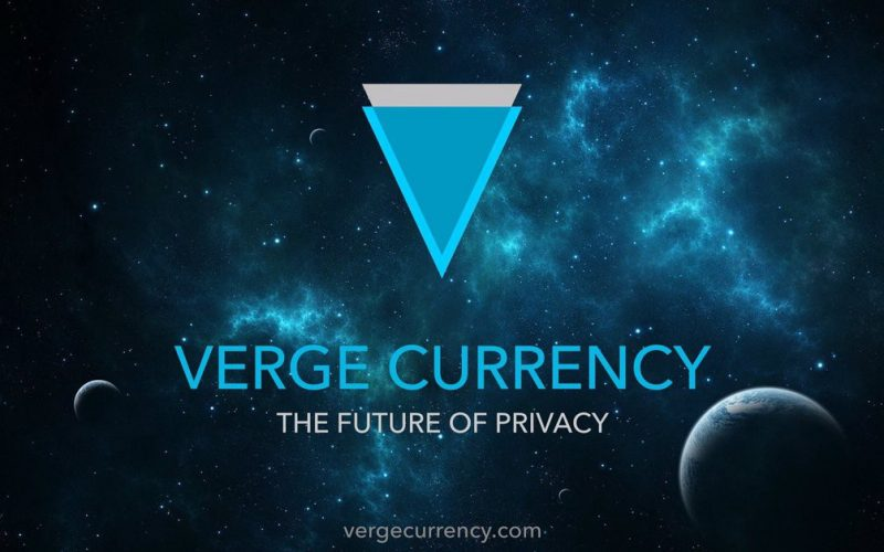 Verge 800x500 - Verge Spikes Thanks to its Latest Fundraising Plan Amid Crypto Market Correction
