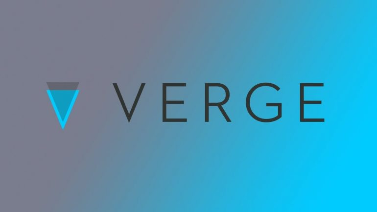 Verge Logo and Verge wallet