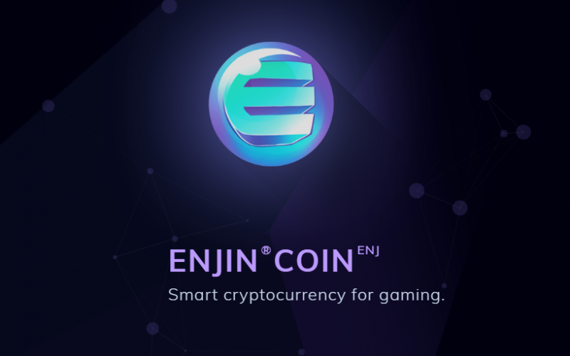 enjin coin 800x500 - Enjin Updates Wallet; Takes Aim At Blockchain Gaming Dominance
