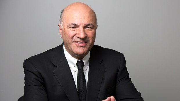 kevin1 - Kevin O'Leary Will Launch The First Hotel Asset-Backed ICO