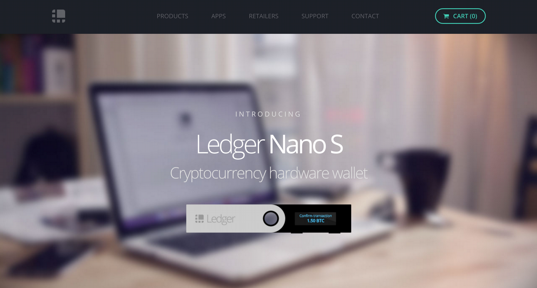 how to know if genuie nano ledger