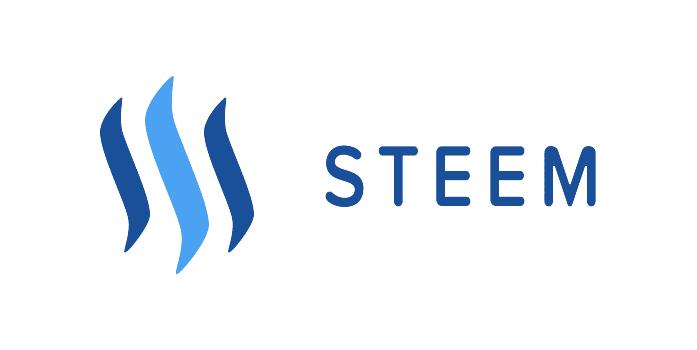 steem logo steemit - Top Blockchain Companies Transforming Social Media