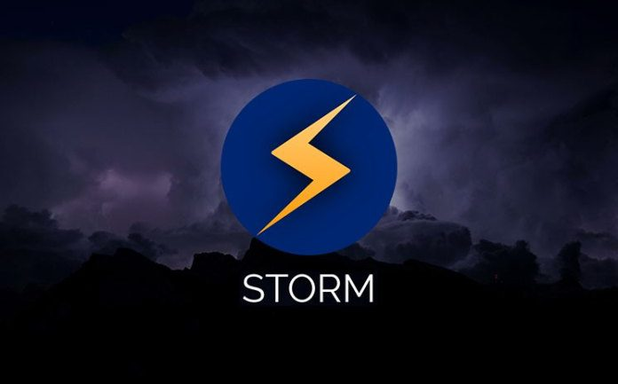 storm token logo