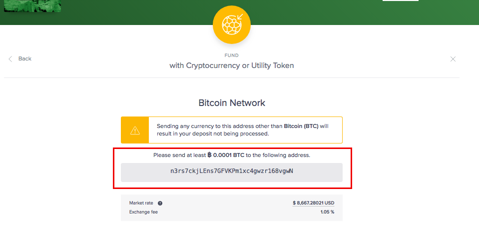 add bitcoin to your website