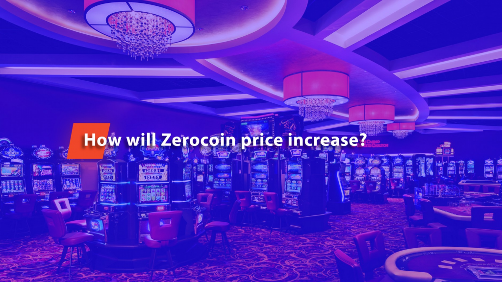 "zero coin price increase 1024x576 - How Zerocoin is Set to Solve the ""House Always Wins"" Problem?"