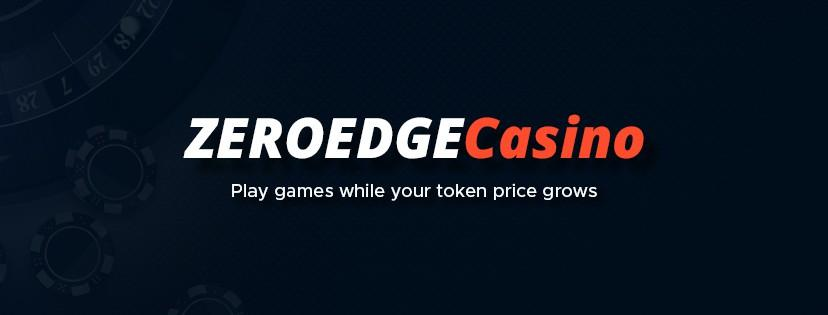 zeroedge casino - ZeroEdge.Bet - a revolutionary approach to gambling with 0% house edge games & single cryptocurrency