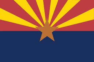 Arizona Flag 300x200 - Arizona Approves Blockchain Bill and Becomes State Law