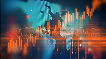 digital trading illustration