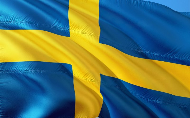Sweden Flag 800x500 - Sweden Could Launch a Cryptocurrency (e-Krona) Powered by IOTA