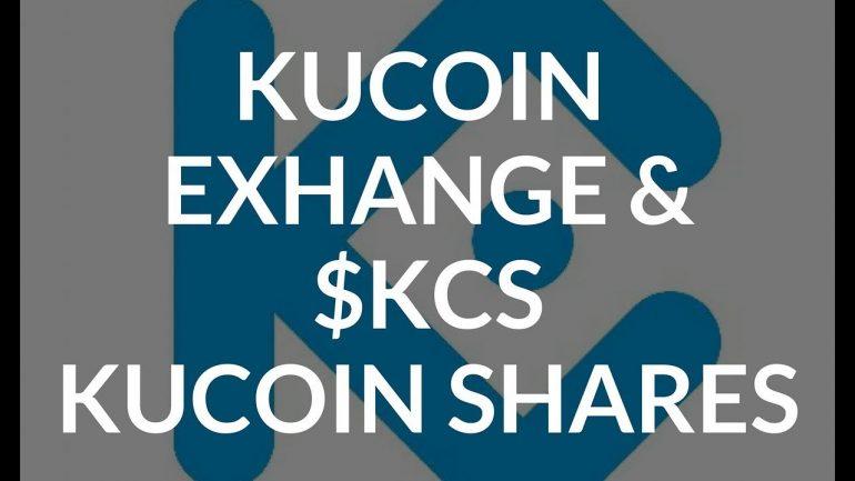 kucoin exchange & kcs