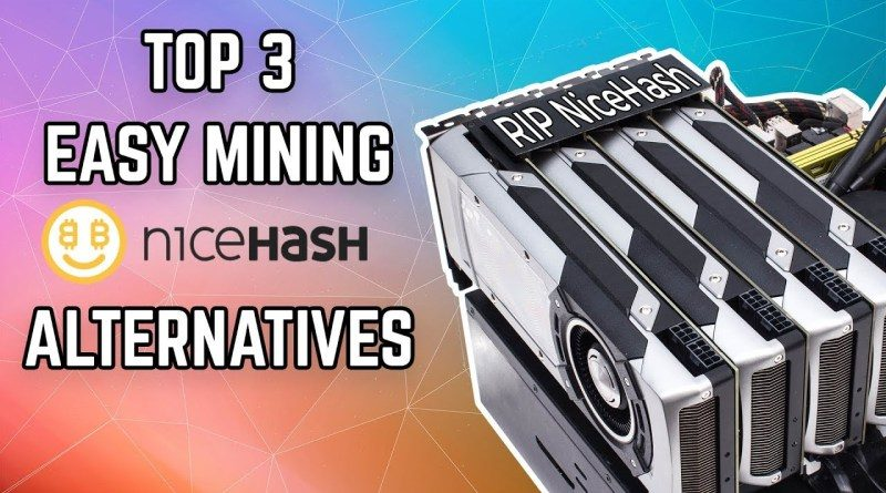 nicehash alternative 800x445 - Best User Friendly Nicehash Alternatives in 2018 - How To Start Mining With Your Computer