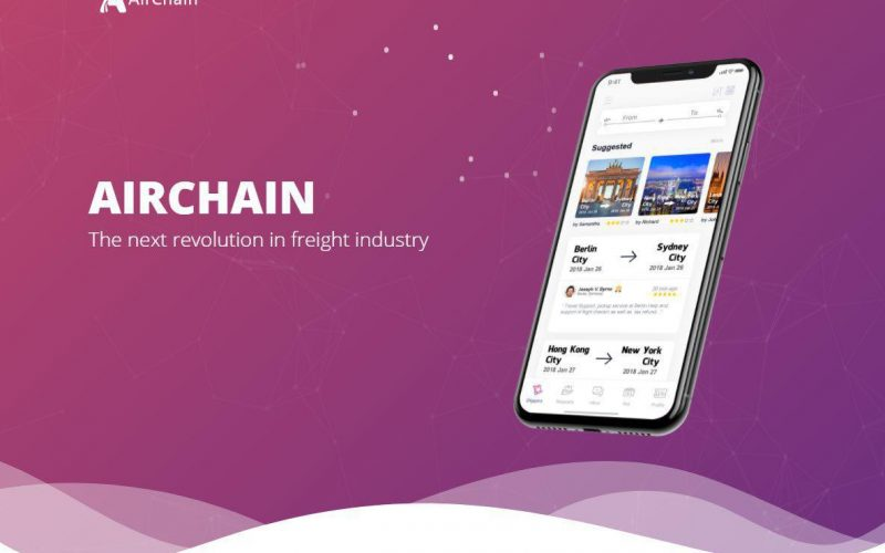 photo5965446237270421151 800x500 - AirChain Network Introduces Mobile Application to Make the Air Freight Sector Transparent, Safe and Flexible Like Never Before