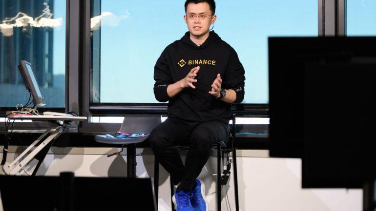 Changpeng Zhao, CEO에 대한 이미지 검색결과