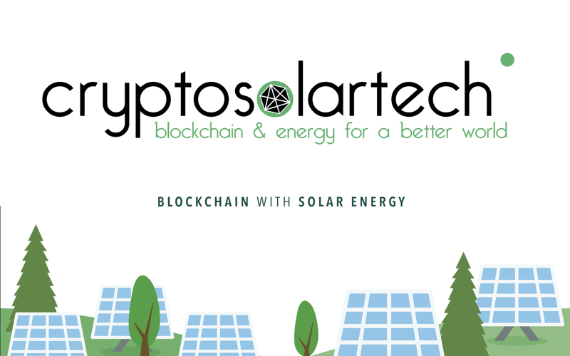 CryptoSolarTech Press Release.001 800x500 - CryptoSolarTech Finishes Successful Pre-ICO with the Goal of Making Cryptocurrency Mining Energy-Efficient Like Never Before