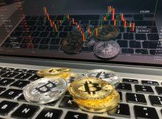 bitcoin trading on exchange