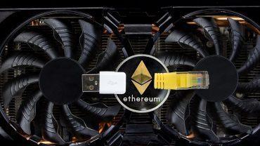 gpu holding ethereum coin