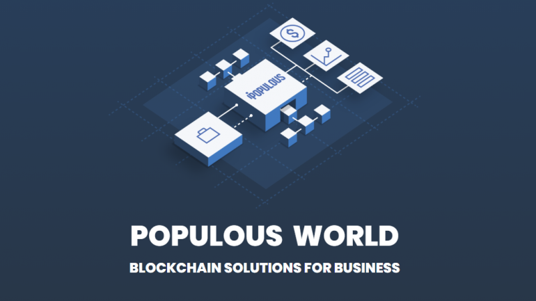 Populous world logo