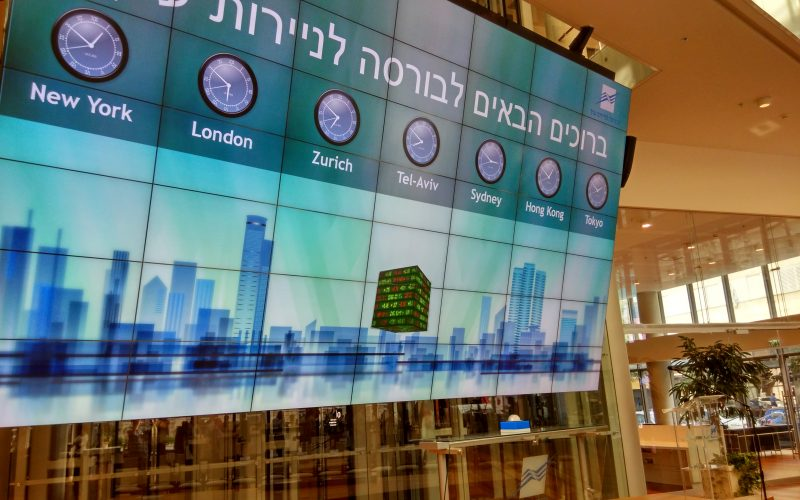 Tel Aviv 800x500 - Tel Aviv Stock Exchange Teams Up With Accenture and The Floor to Build Lending Blockchain Platform