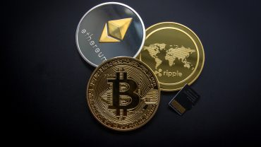 cryptocurrencies Bitcoin Ethereum Rippel XRP