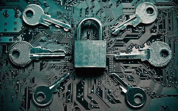 keys near lock