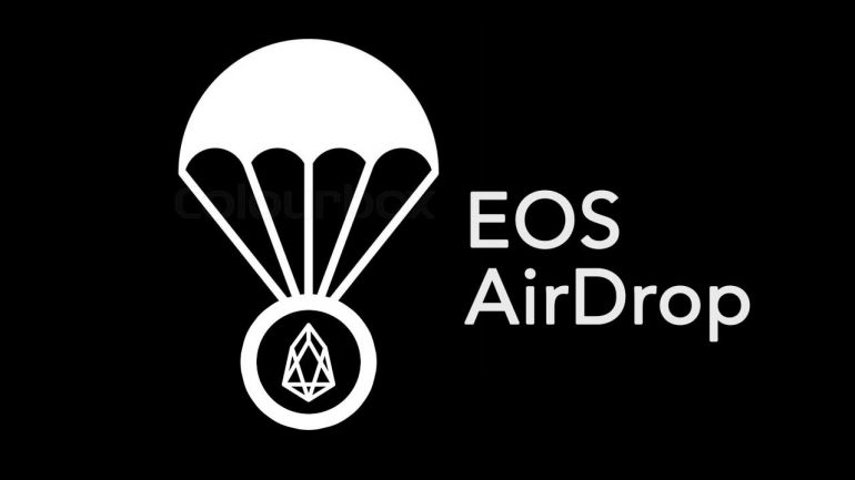 EOS Airdrops and How To Claim Your Free Tokens | UseTheBitcoin