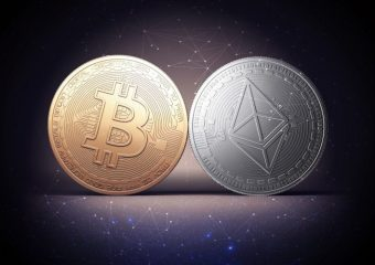 ethbtc 340x240 - Which is the Best Cryptocurrency for Online Casinos, Bitcoin or Ethereum?