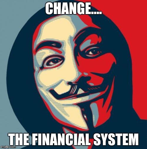 Financial system meme