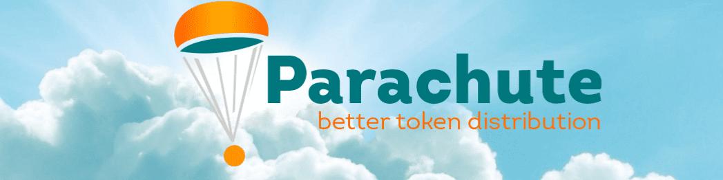 Parachute ad