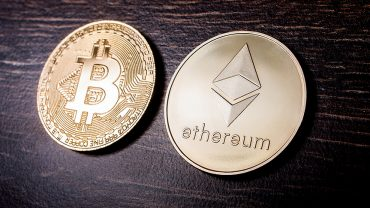 golden bitcoin and golden ethereum