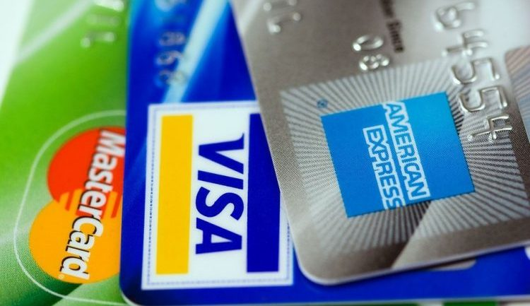 credit cards visa amex