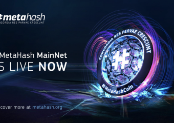 Imagen 1 8 340x240 - As #MetaHash Opens MainNet, Coins are in Queue for the Upcoming Forging