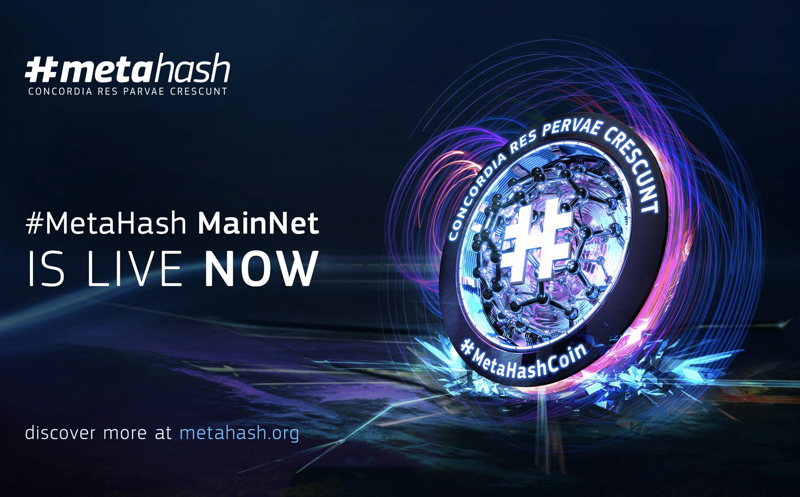 Imagen 1 8 800x497 - As #MetaHash Opens MainNet, Coins are in Queue for the Upcoming Forging