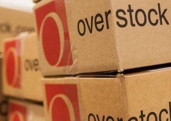 Overstock.com  340x240 - Overstock Shares Grow After Investment In Blockchain Unit tZero
