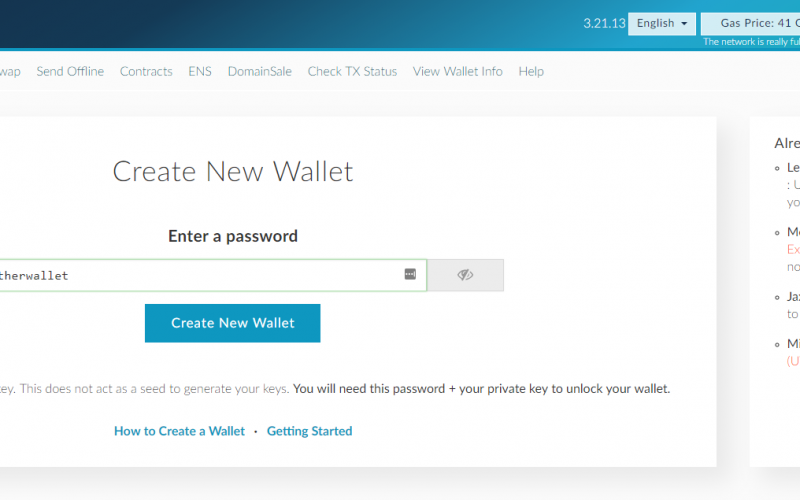 Make Cold Wallet Github How To Check Balance On Myetherwallet Paper