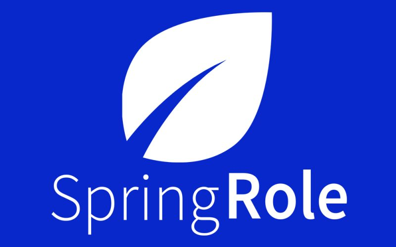 SpringRole Square Logo 1 800x500 - SpringRole: A Better Way to Build Credible Professional Profiles Powered by Blockchain