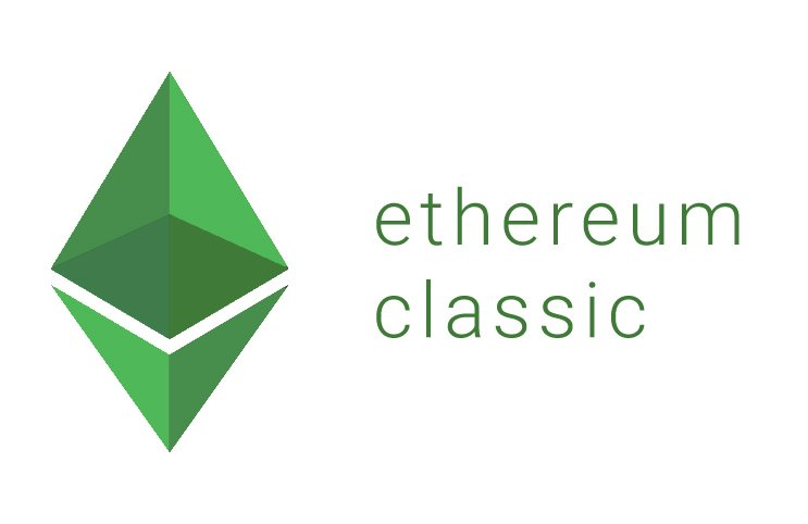 etc-logotyp (detta kan betraktas som en av de enklaste kryptovalutorna att bryta)