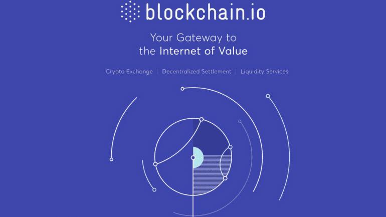 blockchain.io gateway to internet of value