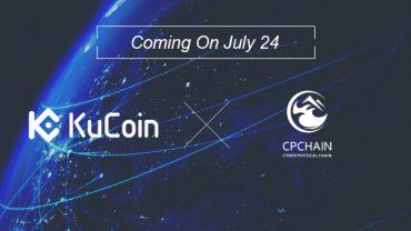 kucoin x cpchain partnership