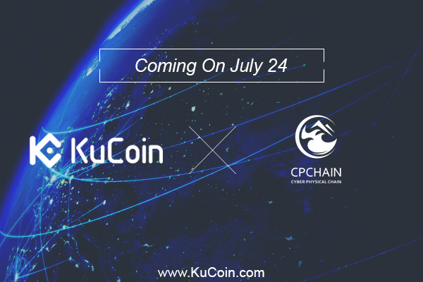 CPchain Coming Now To KuCoin 600 400 - KuCoin Proudly Announced The Listing Of CPChain's CPC Currency