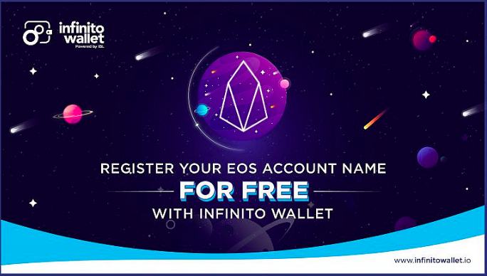 Captura de pantalla 2018 07 09 a las 10.06.03 - FREE EOS Account Name on Infinito Wallet - The first universal wallet supports EOS Mainnet