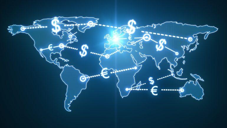 world money traffic
