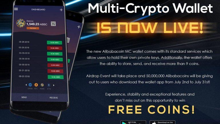 abbc multi-crypto wallet