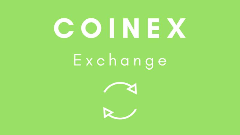 logo pertukaran coinex