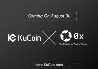 0x Gets listed on Kucoin 340x240 - KuCoin Listed 0x Protocol (ZRX) As One Of Their Tradable Tokens