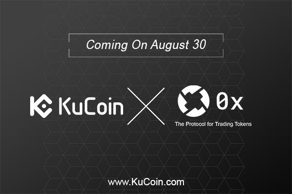 kucoin x 0x partnership