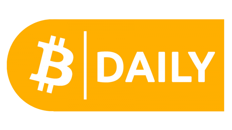 bitcoin daily logo